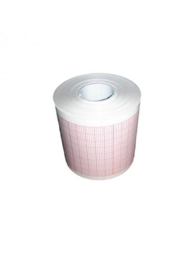 Paper ECG Black 50x30