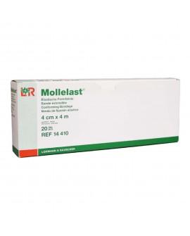 4CM Mollelast Gauze