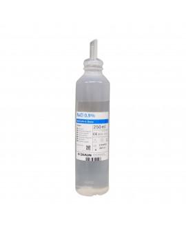 250ML Fisiologica (Salina sterile)