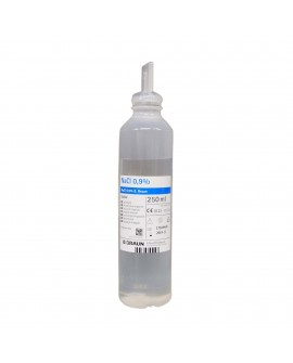 250ML Physiological (sterile sadium)