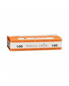27Gx6MM Needles Mesorelle